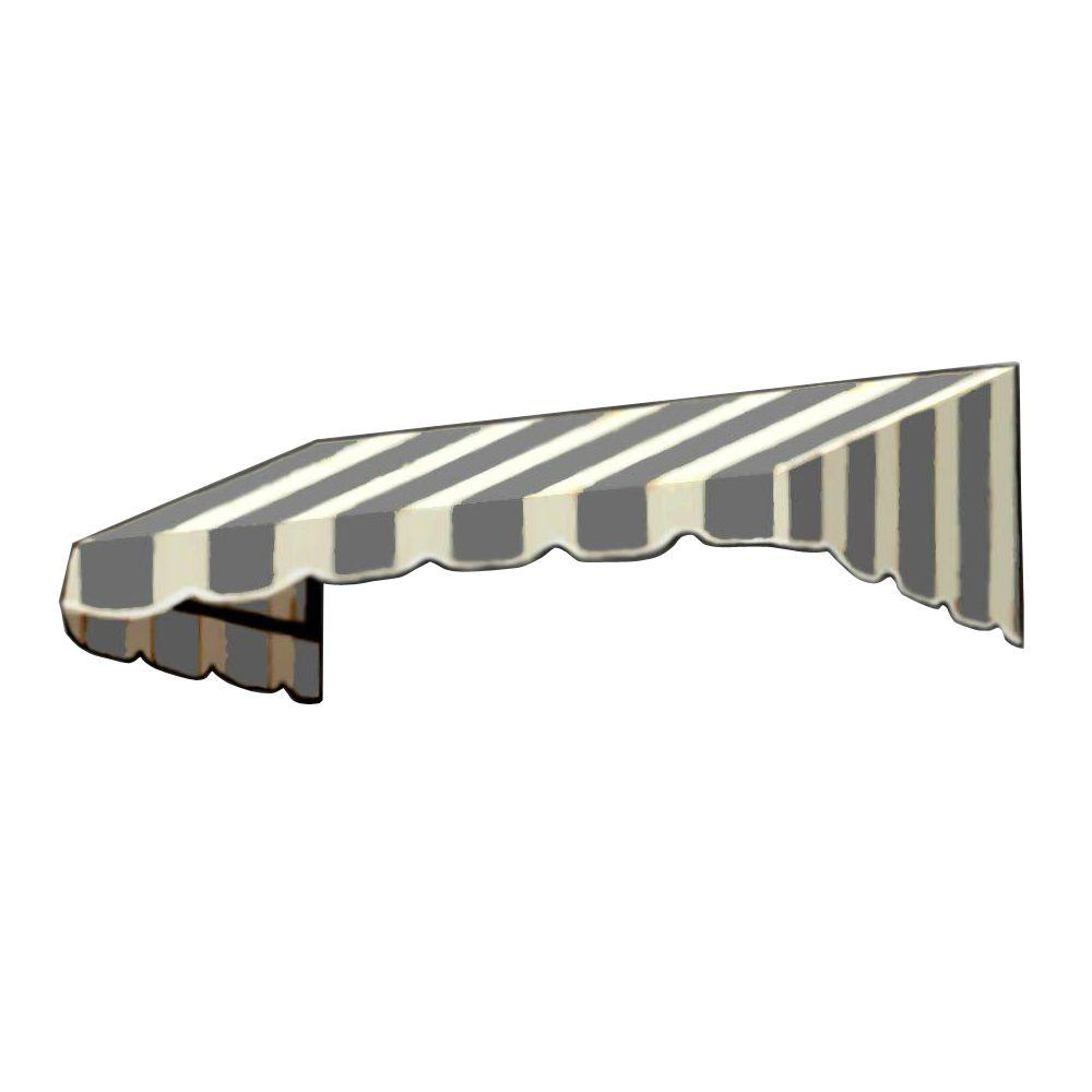25 ft. San Francisco Window/Entry Awning (24 in. H x 42