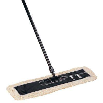 Professional 24 in. Janitorial Dust Mop