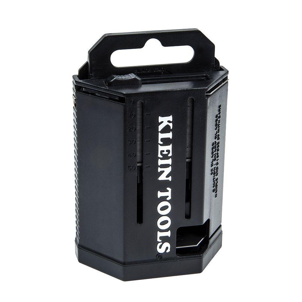 Utility Knife Blade Dispenser