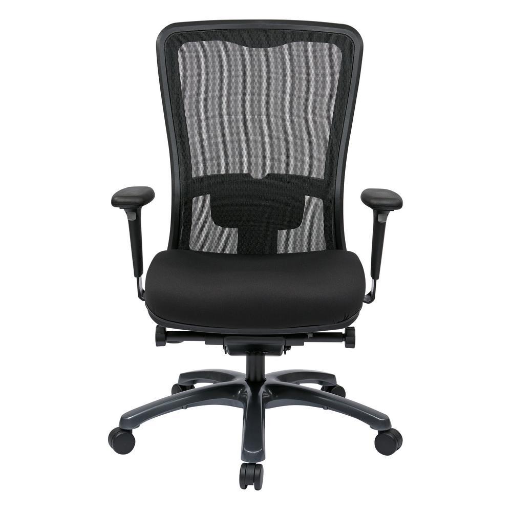 Coal FreeFlex High Back Office Chair