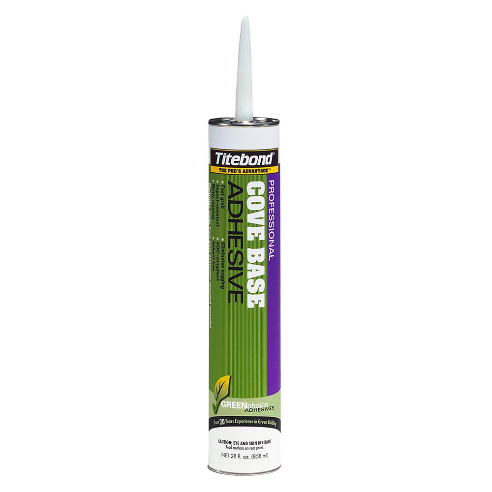 Titebond 29 oz. GREENchoice Professional Cove Base Adhesive (12-Pack)