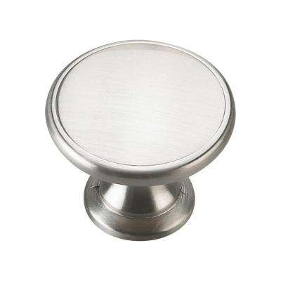 1-3/4 in. Brushed Nickel Knob