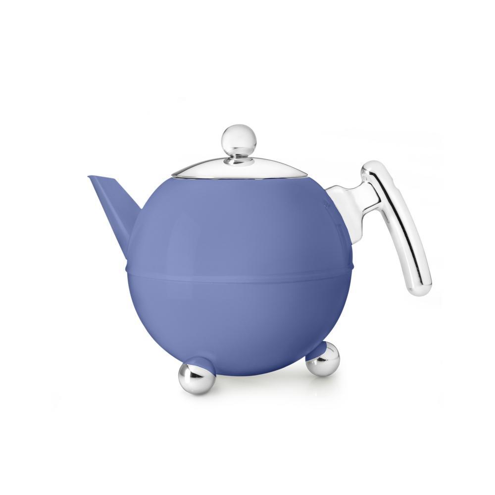 41 fl. oz. Lavender Belle Ronde Teapot