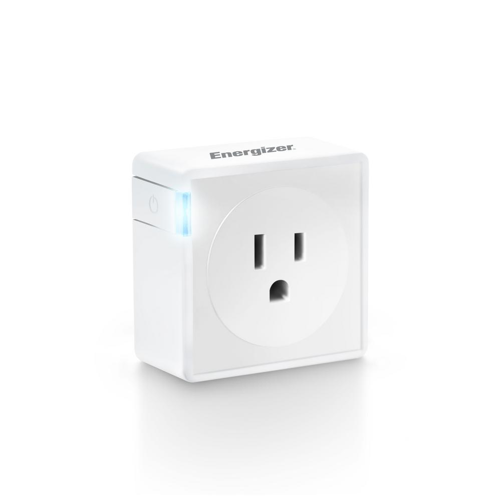 Energizer Smart Plug with Energy Monitor