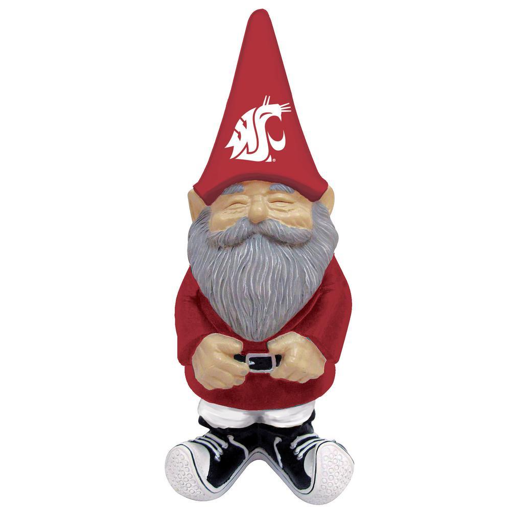Evergreen Washington State University Garden Gnome by Evergreen