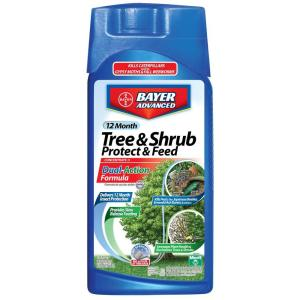 Bayer Advanced 32 Oz Concentrate Tree And Shrub Protect