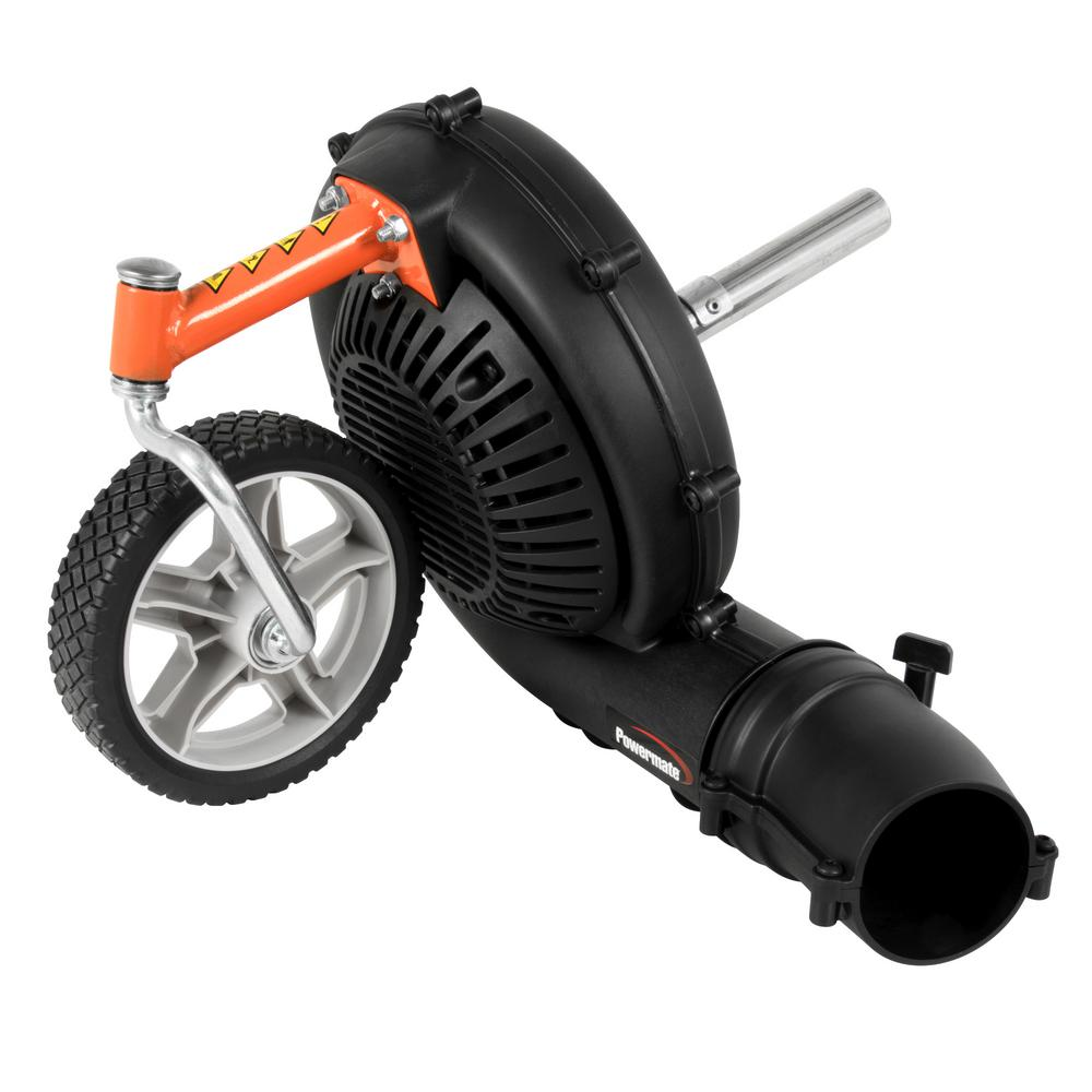 170 MPH 520 CFM Blower Attachment for Powermate Wheeled String Trimmer