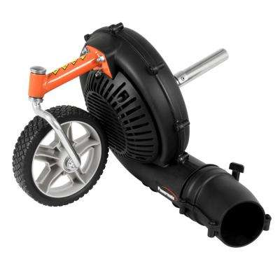 170 MPH 520 CFM Blower Attachment for Powermate Wheeled String Trimmer Mower