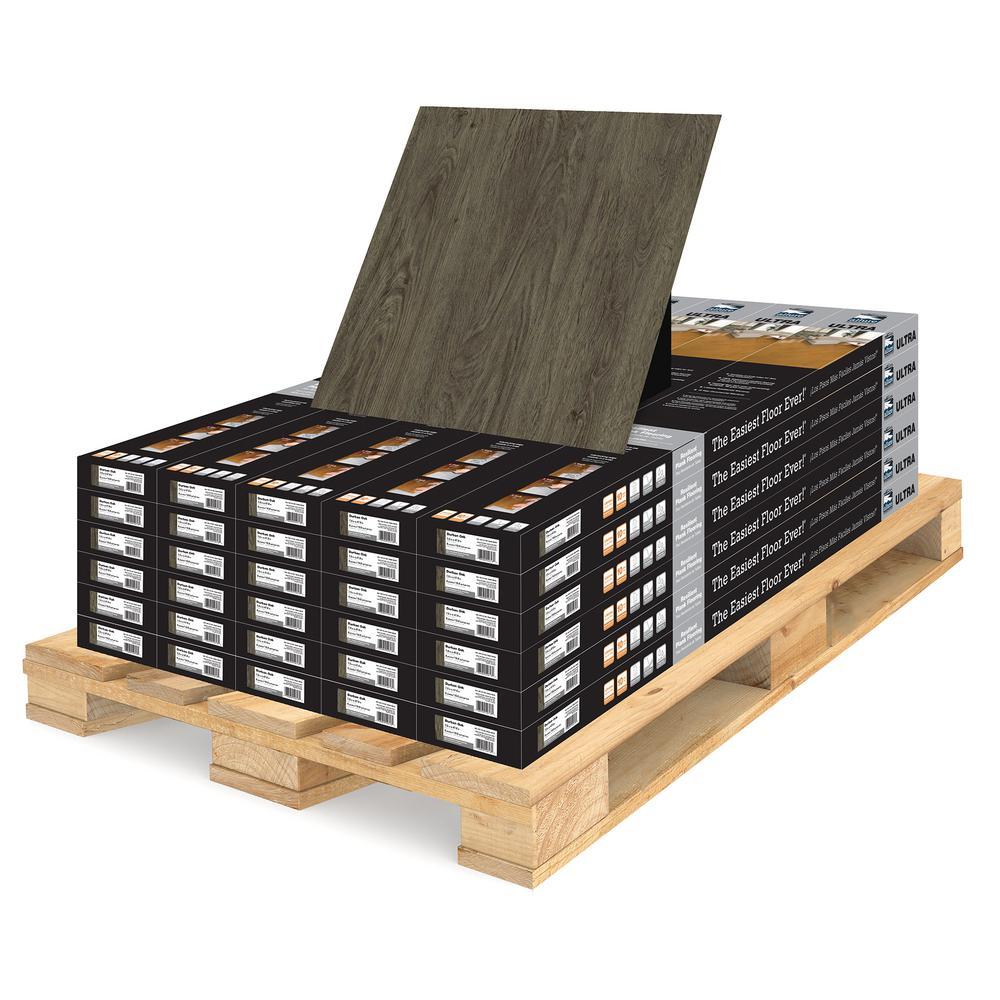 TrafficMASTER Allure Ultra Durban Oak 7.5 in. x 47.6 in. Resilient Vinyl Plank Flooring
