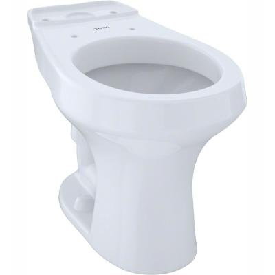 Rowan Round Toilet Bowl Only in Cotton White