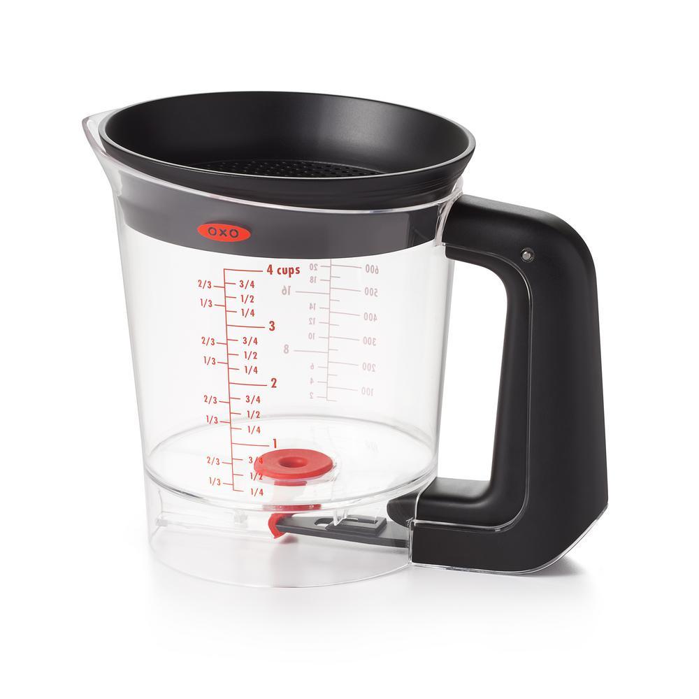 Good Grips 4-Cup Gravy Fat Separator