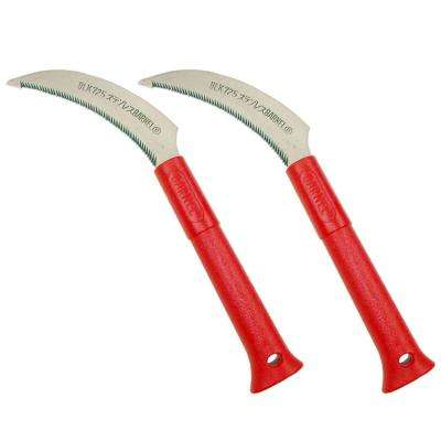 9-1/2 in. Landscape, Sod and Harvest Knife (2-Pack)