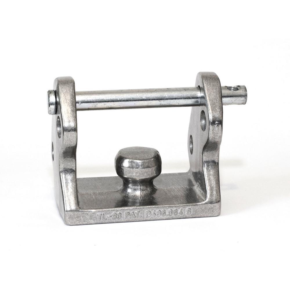 Universal Coupler Receiver Lock