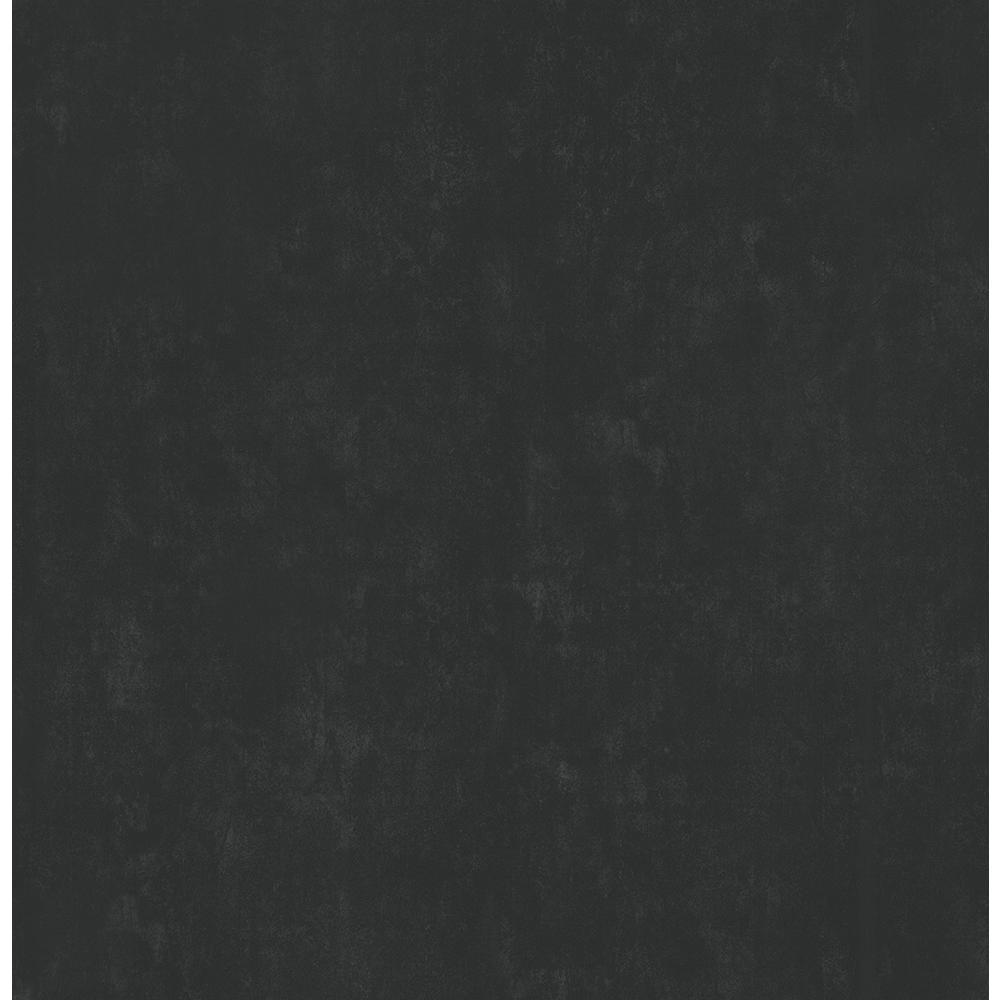 Indica Black Antique Chalkboard Wallpaper