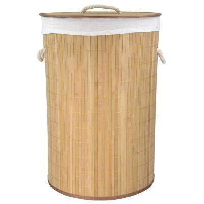 Natural Bamboo Hamper
