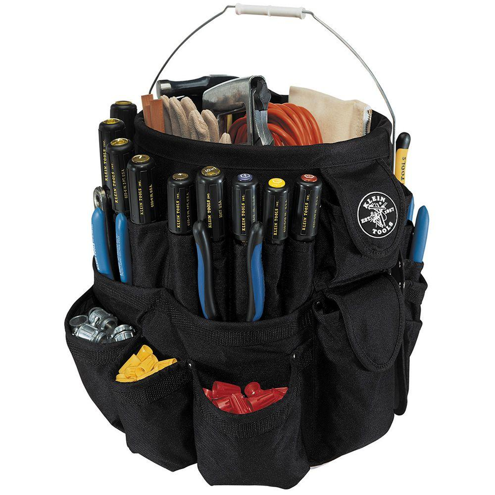 Klein Tools 11-1/2 in. Tool Organizer Tote