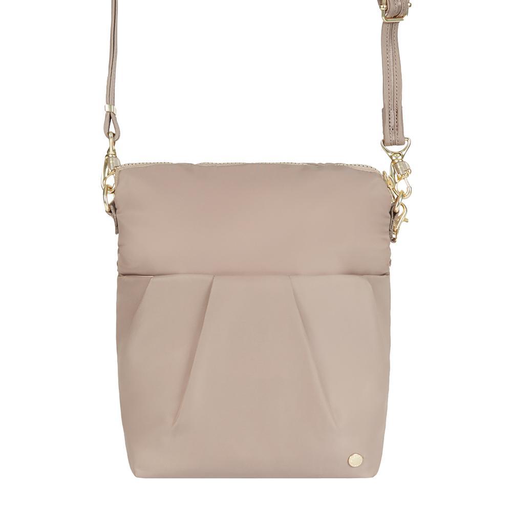 Citysafe CX Convertible Crossbody Blush Tan Tote Bag