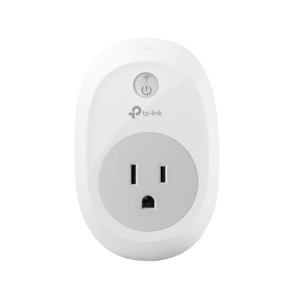 TP-LINK Wi-Fi Smart Plug with Energy Monitoring Works wit...
