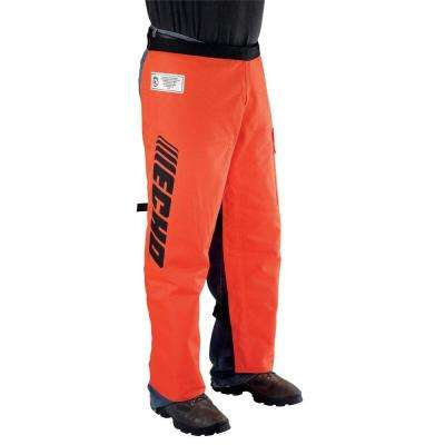40 in. Apron Chainsaw Protective Chaps