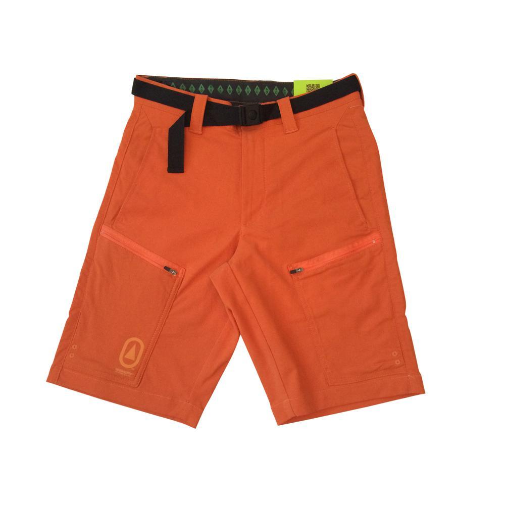 Enabler men's 34 in. Burnt Orange Cargo Shorts