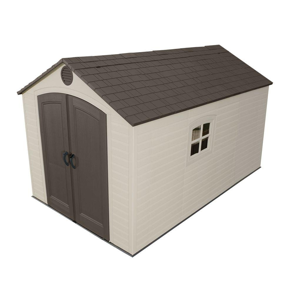 Outdoor Storage Shed 6402   The Home Depot