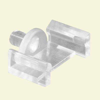 Clear Plastic Window Grid Retainer (6-Pack)