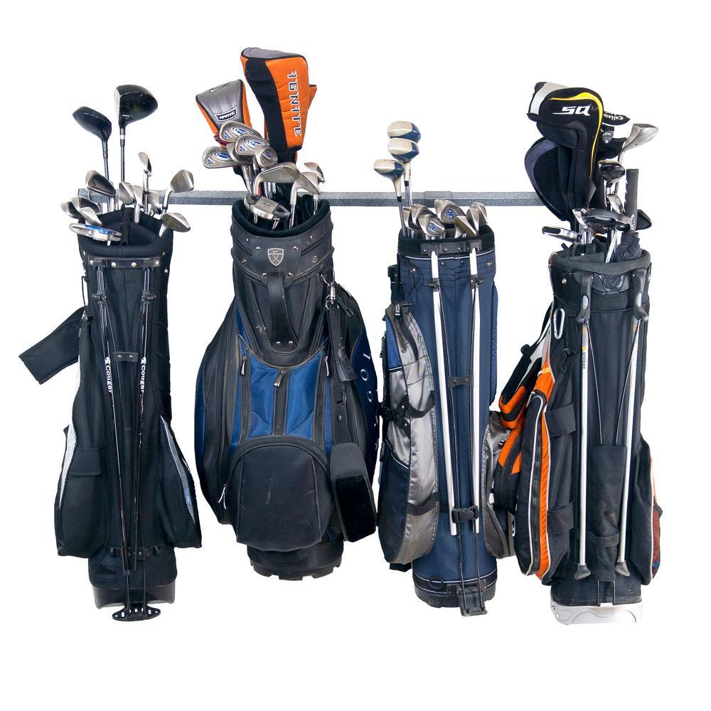 6-Golf Bag Rack