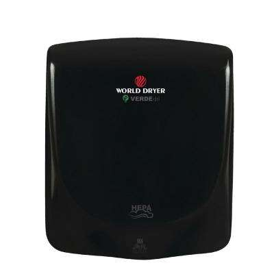 Black Electric Hand Dryer