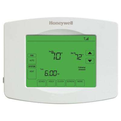 Wi-Fi Programmable Touchscreen Thermostat + Free App