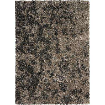 Amore Granite 7 ft. 10 in. x 10 ft. 10 in. Area Rug