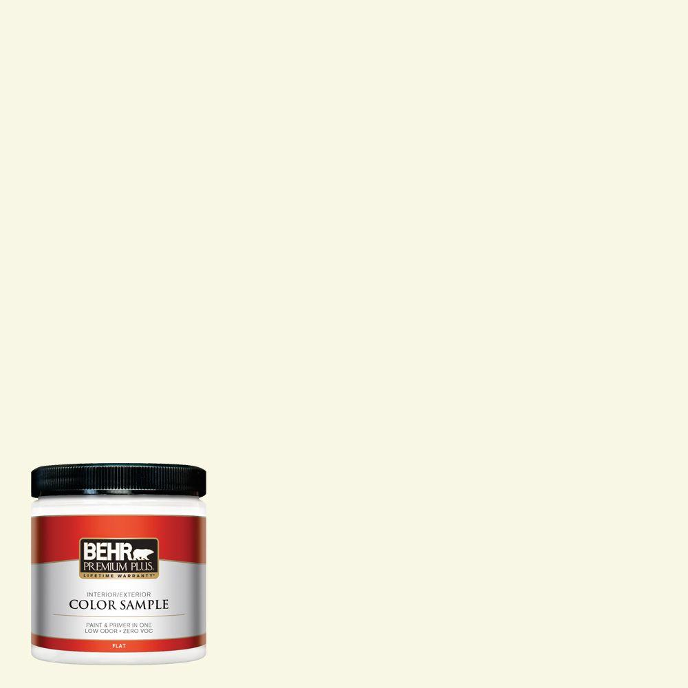 W B 300 Magnolia Blossom Flat Interior Exterior Paint And Primer In One Sample
