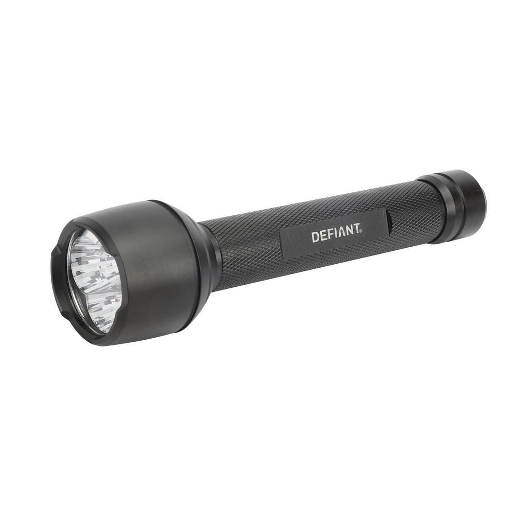 Defiant 1200 Lumens LED Flashlight
