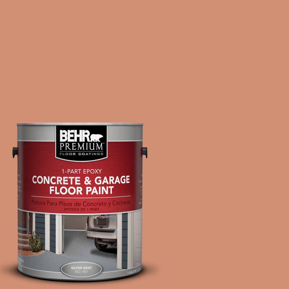 1 gal. #PFC-12 Nuevo Terra 1-Part Epoxy Concrete and Garage Floor