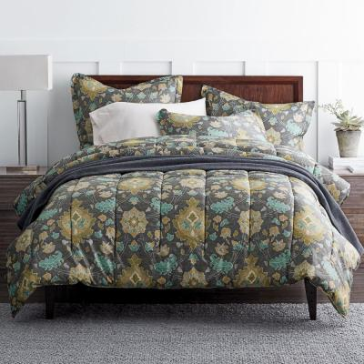 Tabriz 400-Thread Count Sateen Comforter