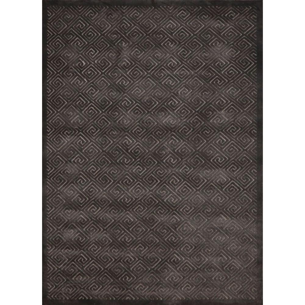 Nourison Overstock Ultima Silver/Grey 7 ft. 9 in. x 10 ft. 10 in. Area Rug