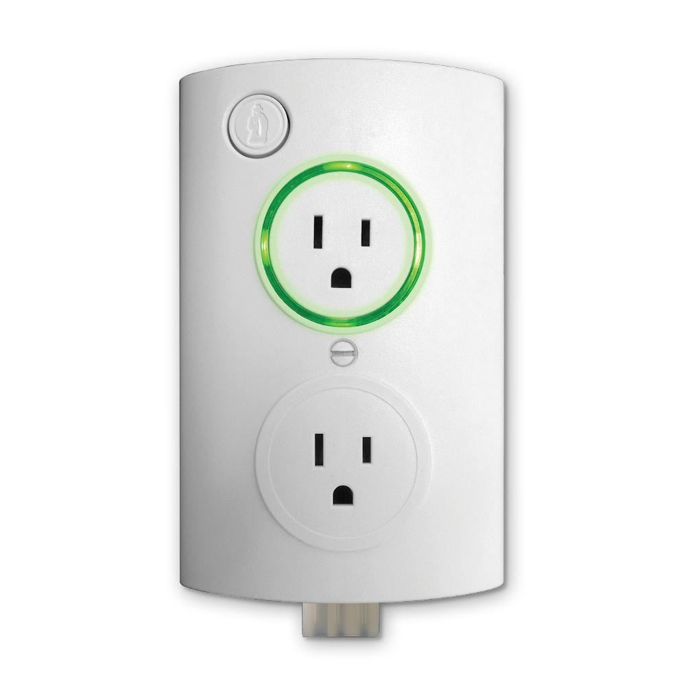 PumpSpy PumpSpy Wi-Fi Sump Pump Smart Outlet