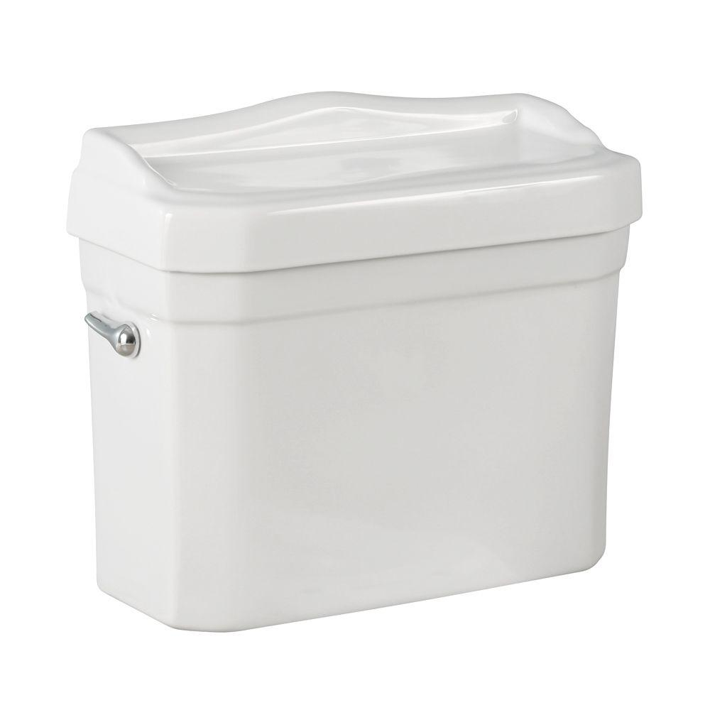 Foremost Toilet Tank Only in White