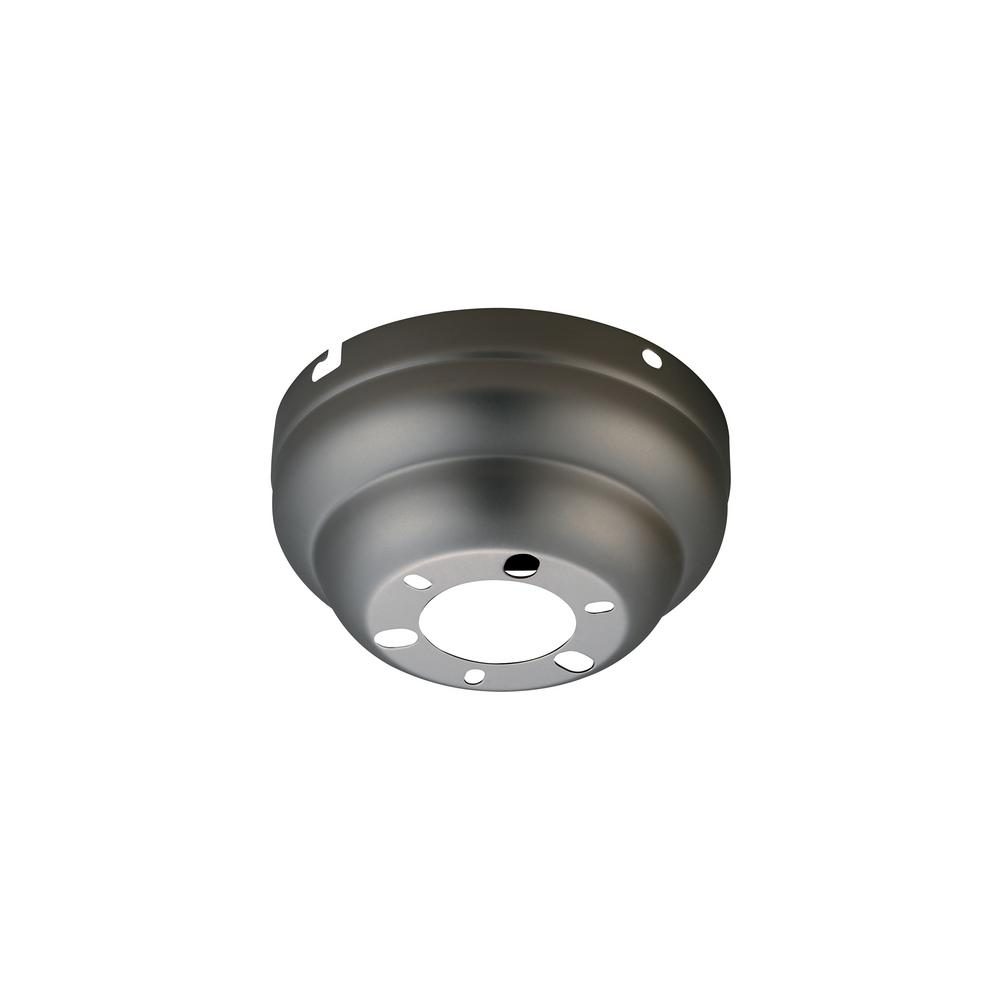 Brushed Pewter Flush Mount Canopy