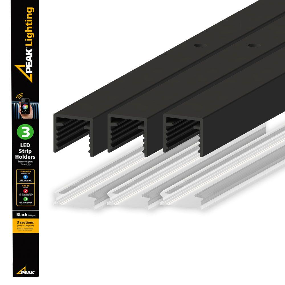 Peak Products LED Strip Holders
