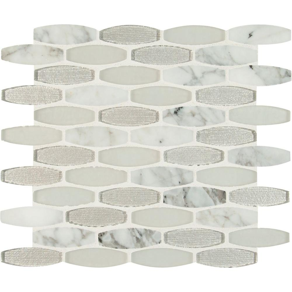 ms ellia blanco 12 in x 12 in x 8 mm glass stone meshmounted mosaic tile 10 sq ft the home depot