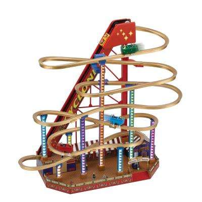 16 in. World's Fair Grand Roller Coaster