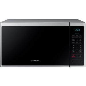 Samsung 1.4 cu. ft. Countertop Microwave with Sensor Cook Technology in Stainless Steel by Samsung
