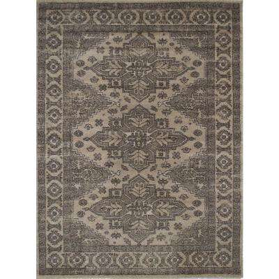 Avanti Grey 2 ft. x 3 ft. Area Rug