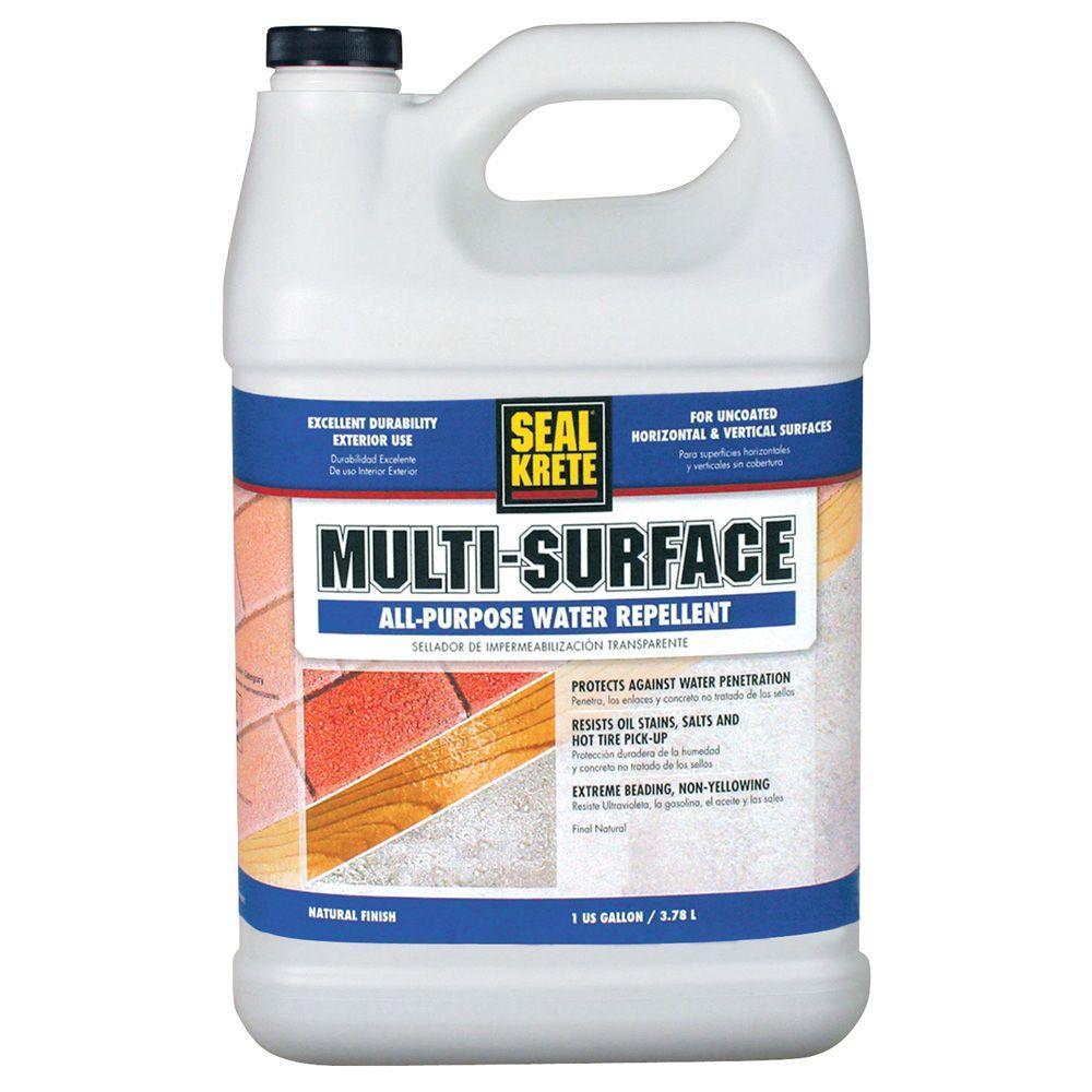 Seal-Krete 1 gal. Multi Surface Water Repellent