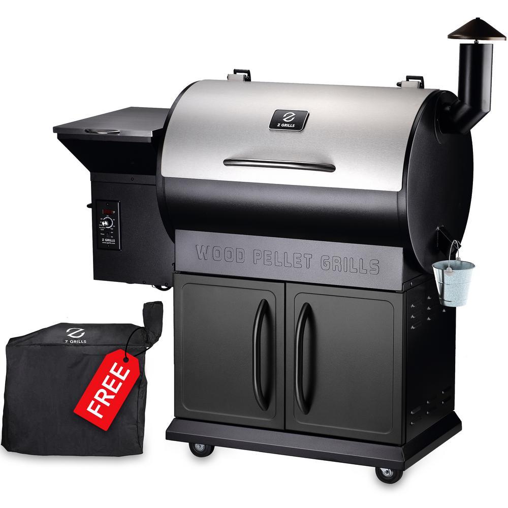 Z-Grills 700 Series Wood Pellet Grill (700E)