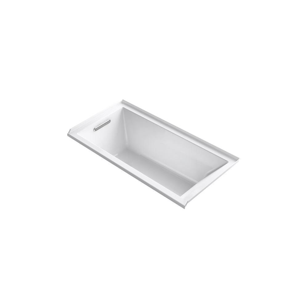 Kohler Left Drain Bathtub 1164