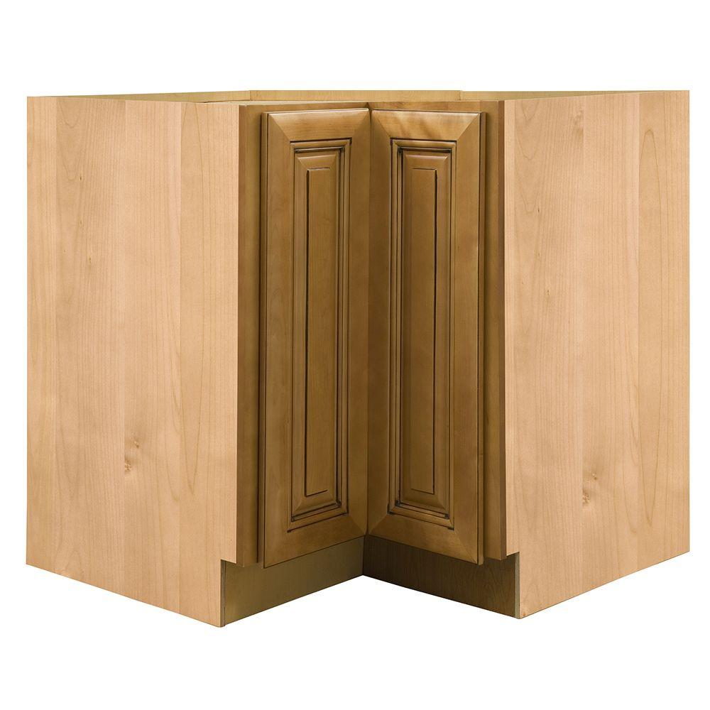 Home Decorators Collection Lewiston Embled 36x34 5x24 In Easy Reach Hinge Right Base Kitchen