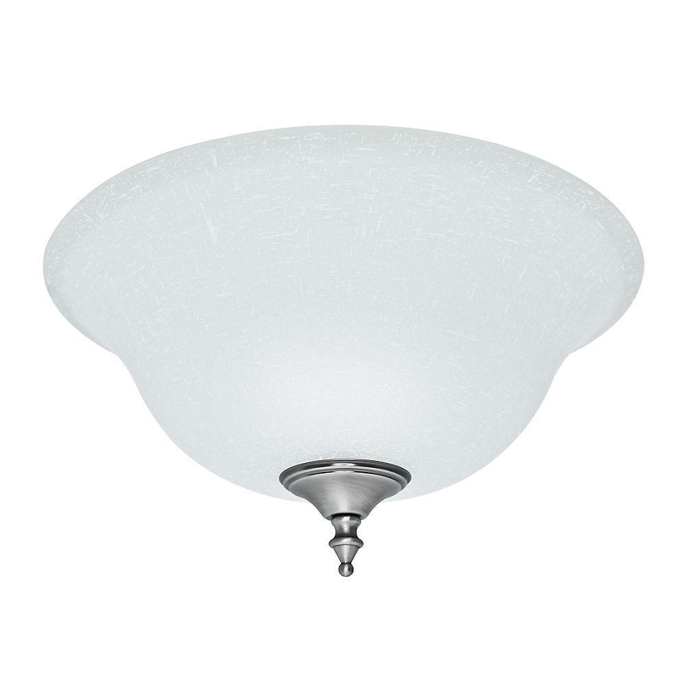 Hunter White Linen Bowl Gl 99162