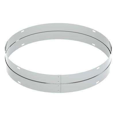 14 in. Rotating Coupler for Connecting Rigid Tunnel Elbows with SUN TUNNEL Tubular Skylights