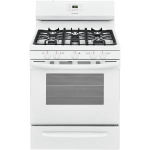 Deals on Frigidaire 30 in. 5.0 cu. ft. 5-Burner Gas Range
